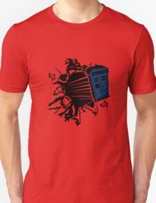 Doctor Who T-Shirts & Hoodies T-Shirt