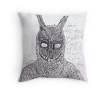 Frank Anderson Throw Pillow