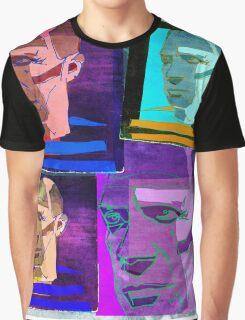 PABLO PICASSO COLLAGE - SPANISH CUBIST PAINTER Graphic T-Shirt