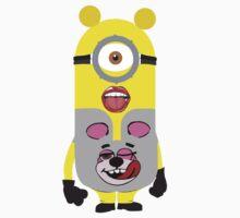 Miley cyrus minion by theonlynonam