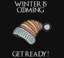 winter is coming by Hany-en