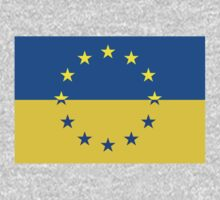 Ukraine in the EU by cadellin