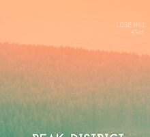 Peak District National Park - Lose Hill by Dan Cook