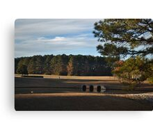 Corporate Landscape Canvas Print
