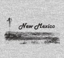 New Mexico T-shirt by Nasherr