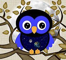 Owls September by LoneAngel