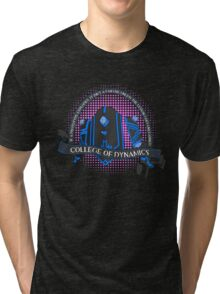 College of Dynamics Tri-blend T-Shirt