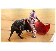 Corrida de toros Poster