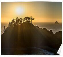 Samuel H. Boardman State Scenic Corridor, Oregon Poster