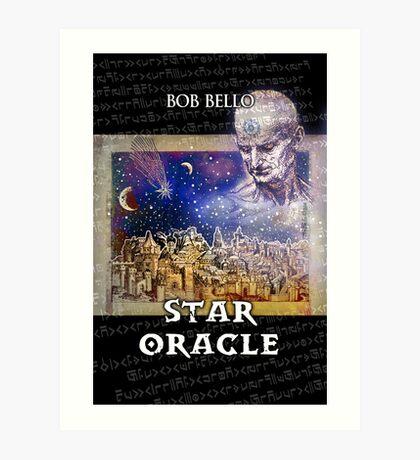 Star Oracle Art Print