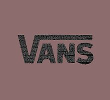 Vans Shoes Computer Cryptography by vincepro76