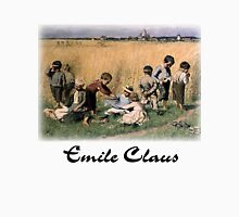 Emile Claus - On the Way to School Unisex T-Shirt