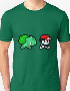 Ash & Bulbasur T-Shirt