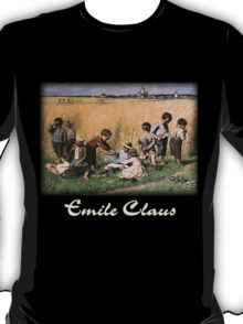 Emile Claus - On the Way to School T-Shirt