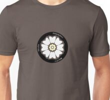 White Lotus Minimalist Unisex T-Shirt