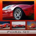 2011 Ford GT Collection I by DaveKoontz