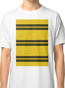 Knitted Scarf - Hufflepuff Classic T-Shirt