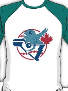 Mutant League Baseball   Blue Jays T-Shirt