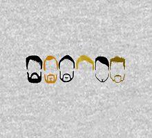MDC Beards and Hair Unisex T-Shirt