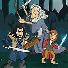The Hobbit by Greg Vercoe