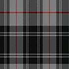 02913 Moffat Family/Clan Tartan Fabric Print Iphone Case by Detnecs2013