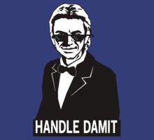 HANDLE DAMIT! - Deal With It! by steegeschnoeber