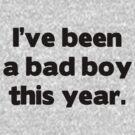 Bad Boy This Year by Merwok