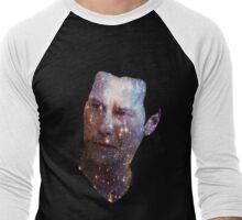 Keanu Space Face Men's Baseball ¾ T-Shirt