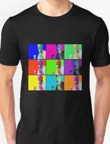 Joe Biden Ice Cream Pop Art T-Shirt