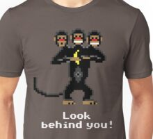 Three-Headed Monkey V2 Unisex T-Shirt