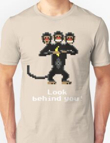 Three-Headed Monkey V2 T-Shirt