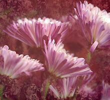 Flower Tapestry by Linda  Makiej Photography