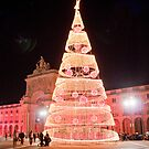 Christmas tree . Lisbon. by terezadelpilar~ art & architecture