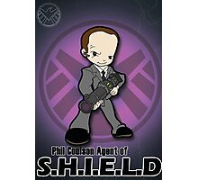 Lil Agent Coulson Photographic Print