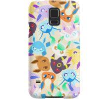 Eevee Evolutions Samsung Galaxy Case/Skin