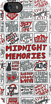 Midnight Memories Boxes by samonstage