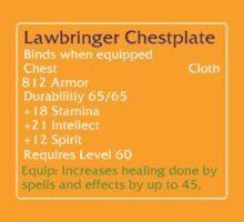 Lawbringer Chestplate by DPSmachine