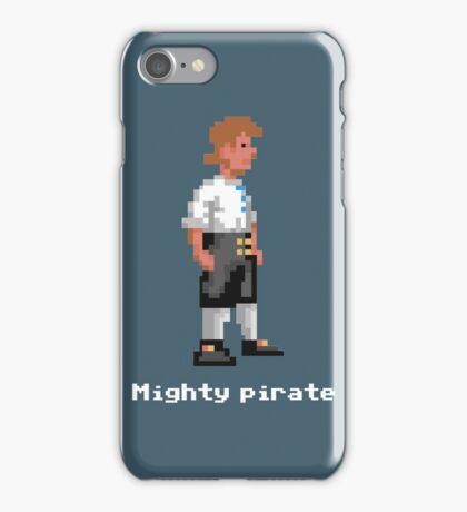 Mighty Pirate V2 iPhone Case/Skin