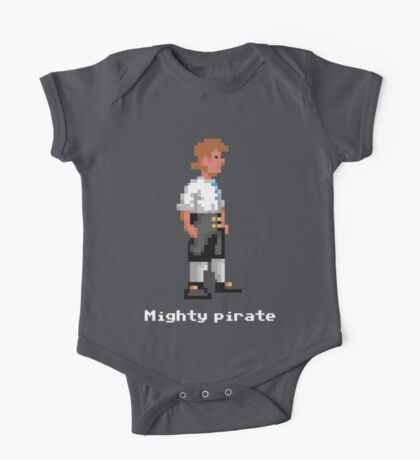 Mighty Pirate V2 One Piece - Short Sleeve