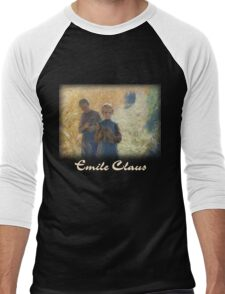 Emile Claus - Country Life Men's Baseball ¾ T-Shirt