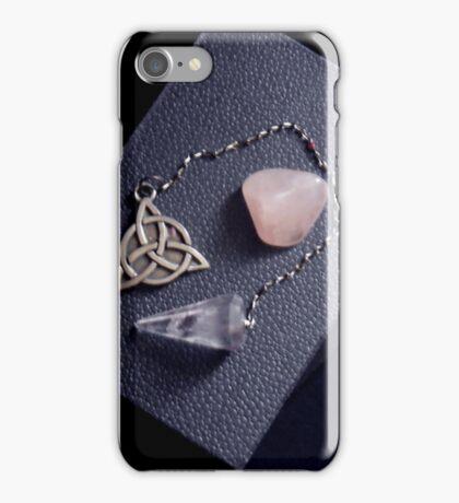 Pagan Nightstand iPhone Case/Skin