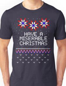 We Wish You a Merry Mizmas Unisex T-Shirt