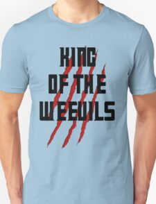 King of The Weevils - Torchwood T-Shirt