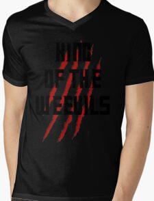 King of The Weevils - Torchwood Mens V-Neck T-Shirt