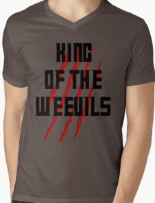 King of The Weevils - Torchwood Mens V-Neck T-Shirt