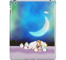 Winter huddle case iPad Case/Skin