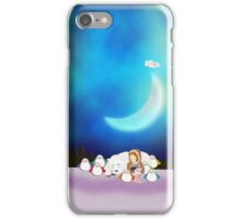 Winter Huddle phone case iPhone Case/Skin
