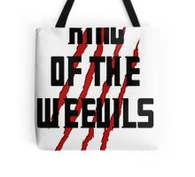 King of The Weevils (Print) - Torchwood Tote Bag