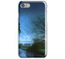 Silent Dark Nature iPhone Case/Skin