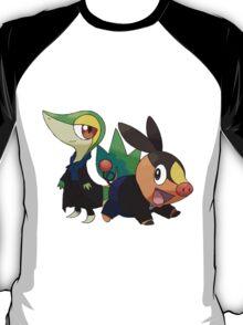 Snivlock Holmes and John Watepig T-Shirt